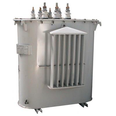 Технические характеристики трансформатора ТМТО