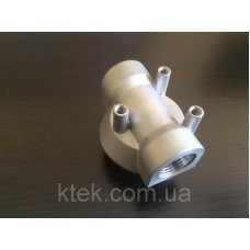 Фильтр тонкой очистки дизельного топлива с адаптером, GILBARCO R18189-30, 70 л/мин, 30 микрон