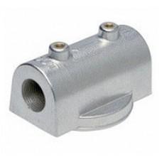 Адаптер алюминиевый для фильтра 1' BSPP, арт. 50009, поток — 65 л/мин КИЕВ