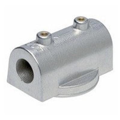 Адаптер для фильтрующих элементов тонкой очистки топлива, алюминий, 3/4', 45 л/мин КИЕВ