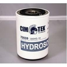 Фильтр для очистки топлива CIMTEK 70059, с водоотделительной функцией, 50 л/мин, 10 микрон КИЕВ
