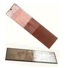 Медно-алюминиевая пластина АП