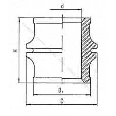 Изолятор ИПК-10-1600-5 УЗ