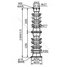 Изолятор С8-1050-I-М УХЛ1