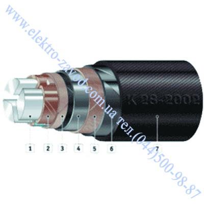 АСБ 3х95 кабель высоковольтный