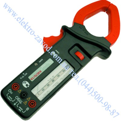К4575/1А клещи электроизмерительные