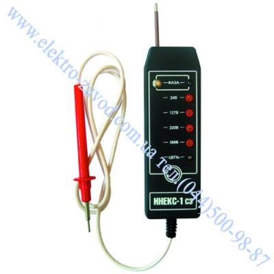 ИНЭКС-1-СЗ индикатор  напряжения до 400В светозвуковой