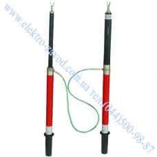 УВН80-2М/1 с ТФ Указатель для проверки наличия напряжения и фазировки кабельных линий и трансформаторов, 6-10 кВ