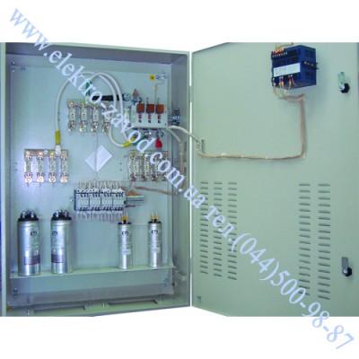 Конденсаторная установка ККУ-0,4-240/6-20-21У3