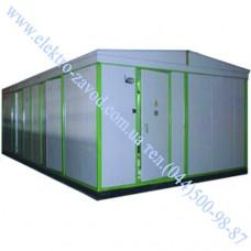 Подстанция трансформаторная копплектная КТПБМ