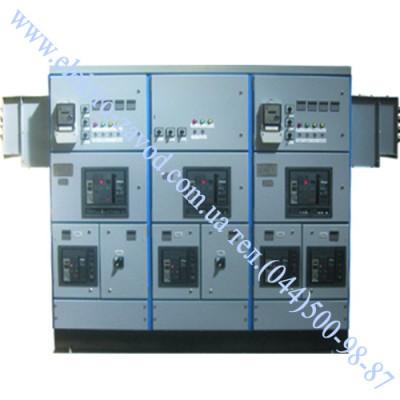 Подстанция трансформаторная КТП 1000 кВА комплектная общепромышленная внутренней установки