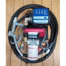 Топливораздаточная колонка Dp-40, 12-24В, 40 л/мин, для дизельного топлива