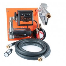 Beta AC-100- узел для заправки дизельным топливом со счетчиком, 220В, 100 л/мин. (BIGGA)