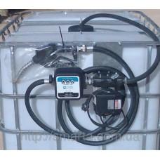 Мобильный топливный заправочный модуль для ДТ, 1000 литров