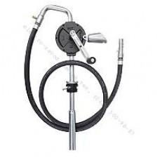 Роторный бочковой ручной насос GROZ для бензина, дизеля