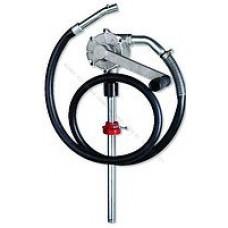 Роторный бочковой насос GROZ с литым корпусом