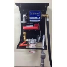Топливораздаточная колонка D-40, 12-24В, 40 л/мин, для дизельного топлива