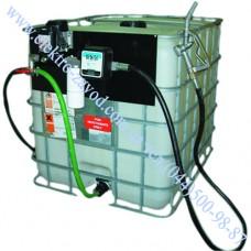Мобильный топливный модуль для дизельного топлива объемом 1000 и 600 литров