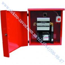 ARMADILLO 100 колонка топливораздаточная для дизеля в металлическом ящике 220В, 100 л/мин