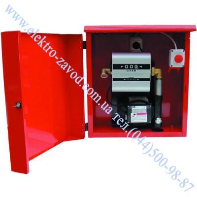 ARMADILLO 80 колонка топливораздаточная для дизеля в металлическом ящике 220В, 80 л/мин