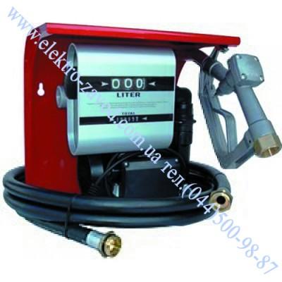 Hi-Tech колонка топливораздаточная для дизеля со счетчиком 220В, 80 л/мин