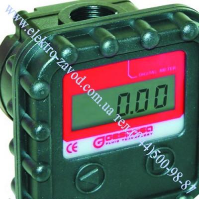 MGE 40 счетчик расхода топлива электронный 2-40 л/мин