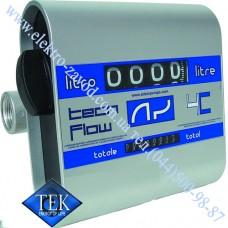 Tech Flow 4C счетчик  механический 20-120 л/мин