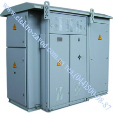 Трансформаторная подстанция КТП  25 кВА комплектная