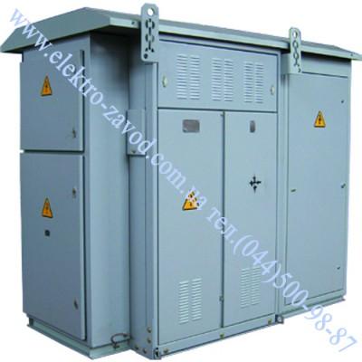 Трансформаторная подстанция КТП  40 кВА комплектная