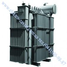 Силовой масляный трансформатор ТМ-100, напряжение 35 кВ, 6 кВ; мощность 100 кВА