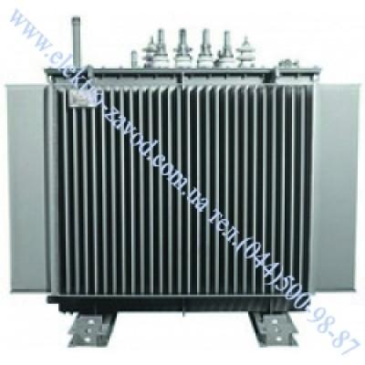 Трансформатор ТМГ-160 кВА, силовой масляный герметичный трансформатор