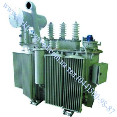 Силовой масляный трансформатор ТМН, напряжение 35 кВ; мощность 6300 кВА