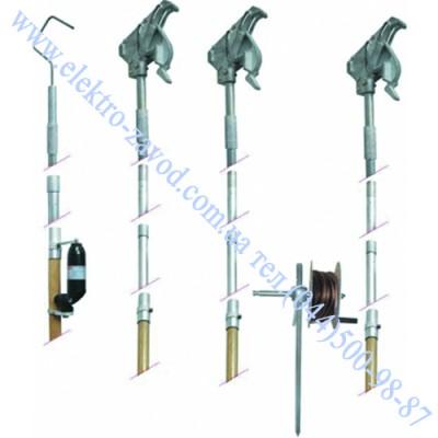КШЗ-10М Комплект для наложения с земли